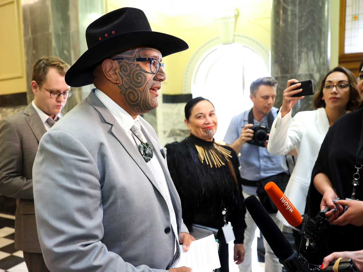Maori Lawmaker Expelled From New Zealand Parliament For Haka